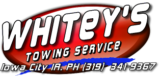 Whitey's Towing Iowa City, IA